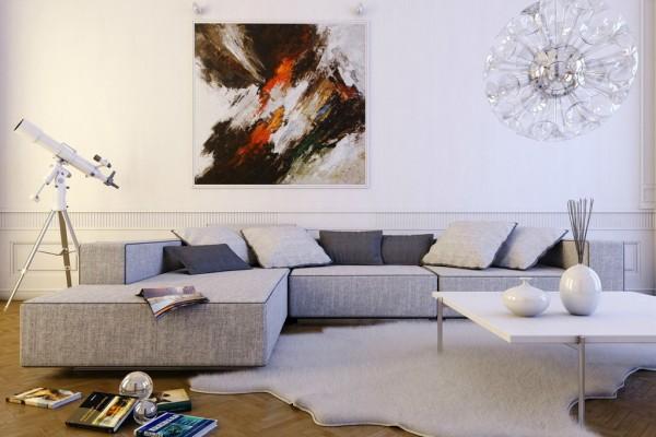 Umetničke slike kao dekor