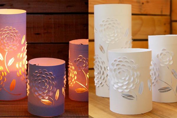 Kako napraviti papirne lampione