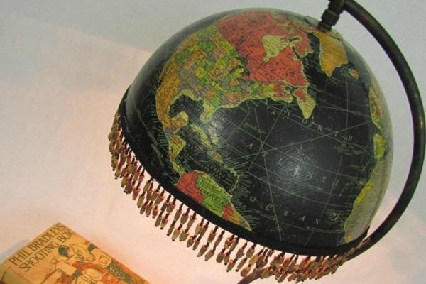 Kako iskoristiti stari globus?