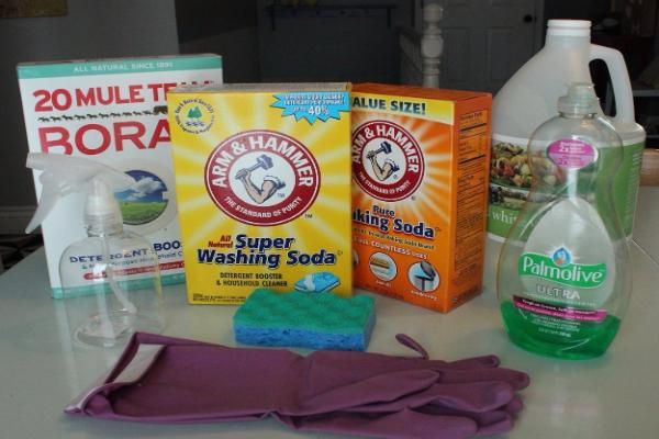 Kako da očistite sve tipove pločica