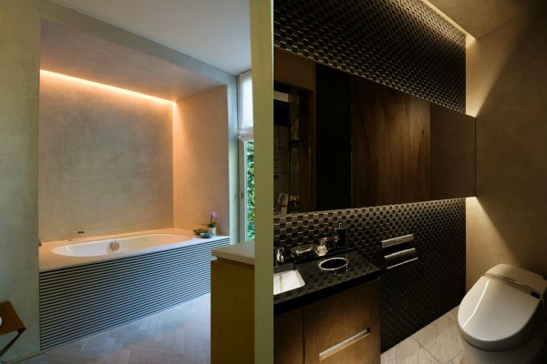 Savršeno osvetljena kupatila