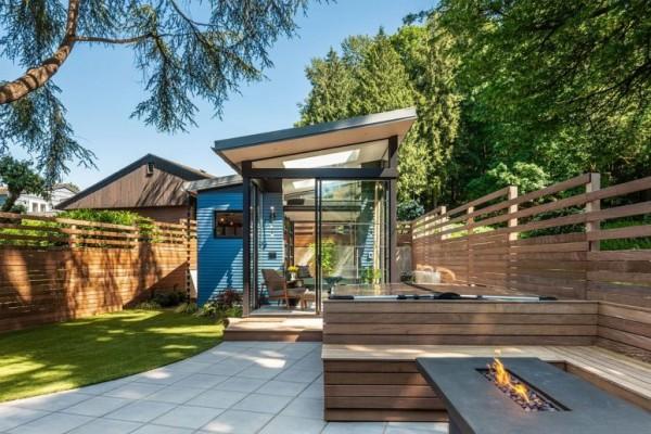 Mali Dvorisni Dodatak Modernog Stila Moj Enterijer Kupatila Namestaj Kuhinje Garniture