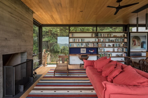Moderno utočište od gradskog života – Rio House