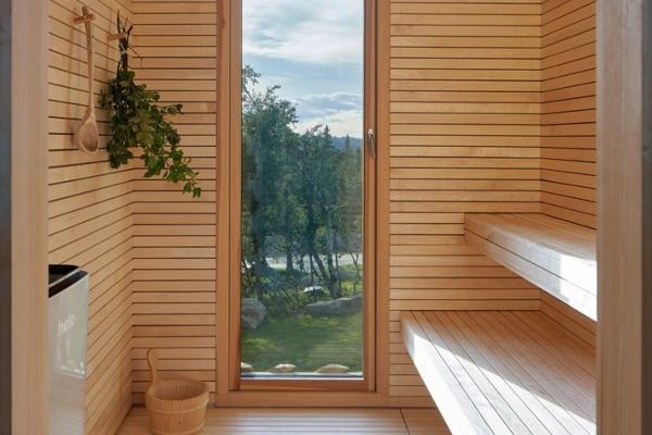 Skigard Hytte koliba u Norveškoj stoji na vrlo neobičnim nogama
