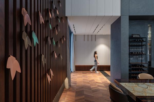 Redefinisanje jednostavnosti i minimalizma unutar trospratne vile