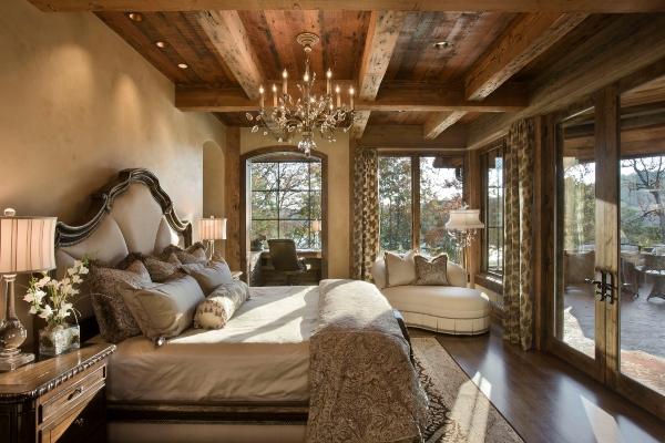 Saveti i ideje za dekorisanje rustične spavaće sobe