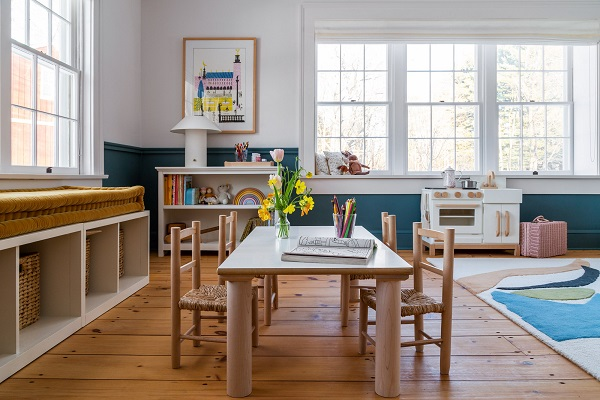 Istorijski dom restauracijom postaje moderna seoska kuća