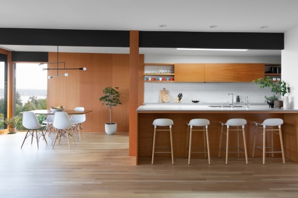 Zavirite u mudro planiran prostor kuće koja je doživela moderan preobražaj