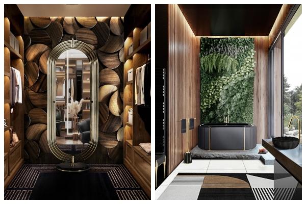 Luksuzno a autentično: kupatila koja ostavljaju bez daha