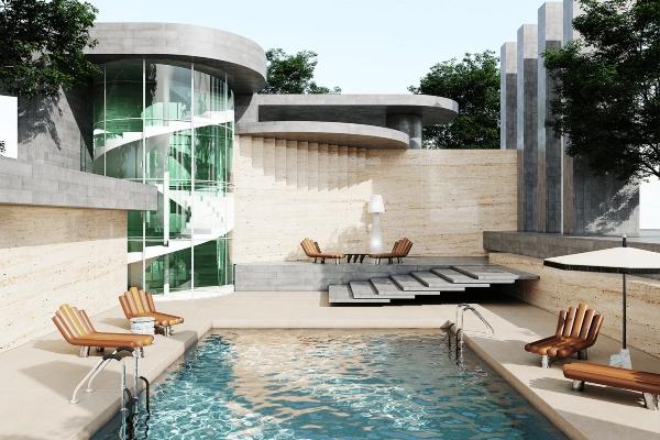 Futuristički komadi baštenskog nameštaja idealni za kreiranje urbane letnje oaze