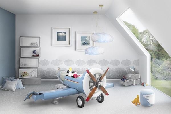 Magični nameštaj za opremanje dečje sobe iz snova