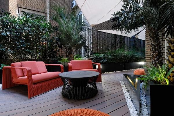 Ideje za opremanje terasa i balkona u vrelim letnjim danima