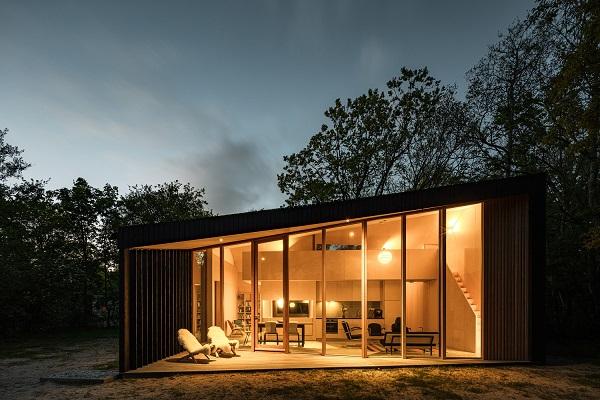 Kuća za odmor idealna za beg od rutine ali i sve vremenske prilike