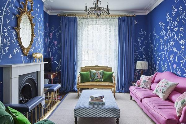 Ogromna kuća u viktorijanskom stilu krije moderan & živopisan enterijer