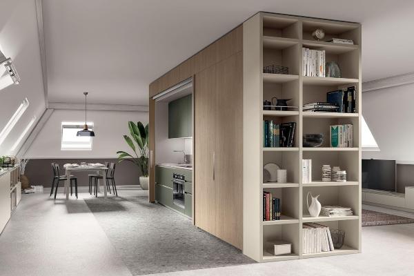 Kao u kutiji šibica: modularni nameštaj koji se prilagođava svakom stanu