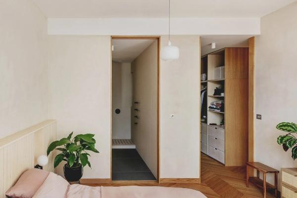 Skladište pretvoreno u funkcionalan dom zahvaljujući stolariji