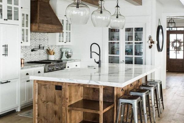 Kreiranje kuhinje u vintage stilu