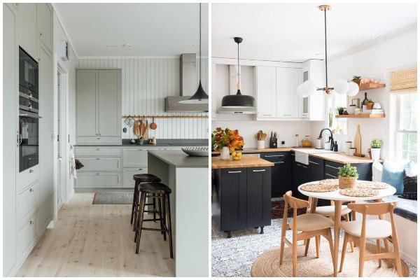 Predivne i opuštajuće kuhinje u modernom seoskom stilu