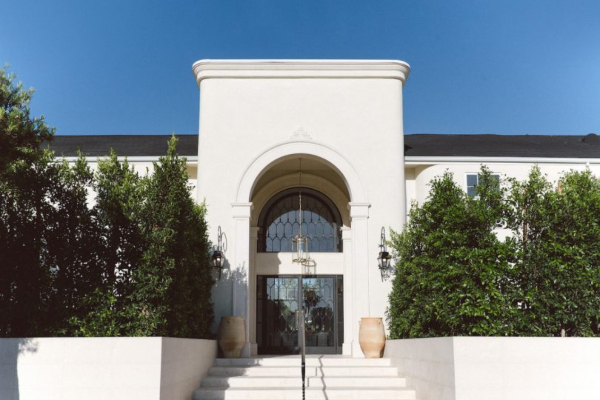 Cara hotel u LA-u inspirisan Mediteranom