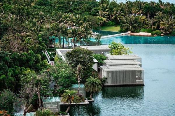 Zavodljivo i luksuzno SANYA odmaralište na Hainan ostrvu