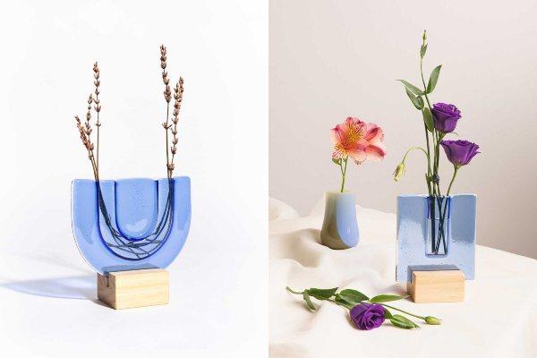 Slimline kolekcija vaza pomoću koje ćete kreirati živopisne kompozicije u svom domu