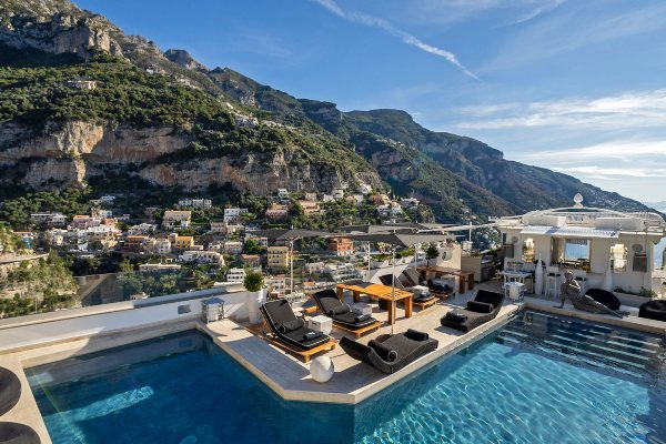 Vila Franca: umetnički hotel na jugu Italije