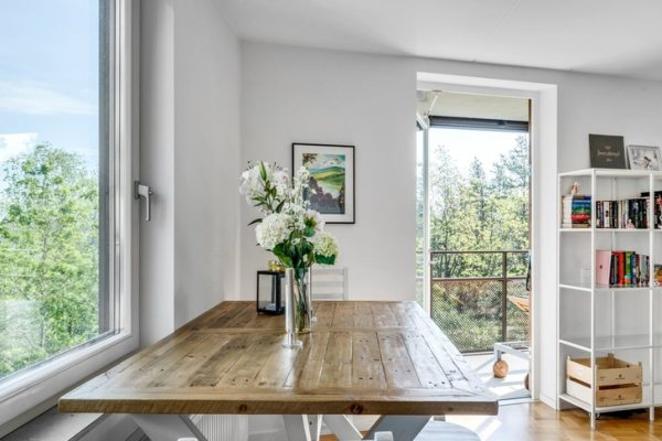Mali stan u predgrađu Stokholma