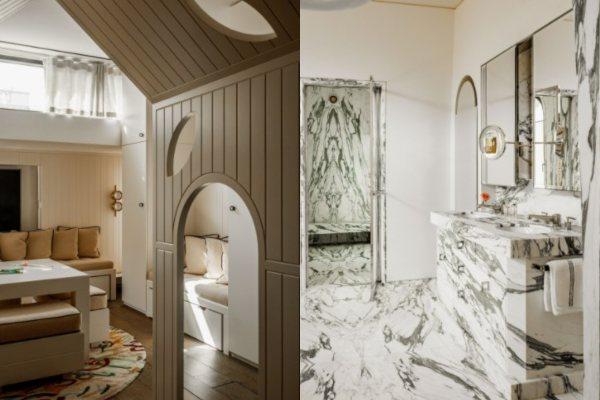 Kuća u Parizu koja je pretvorena u ultimativni dom iz snova