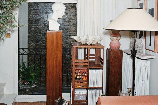 Šik stan u Parizu ističe se svojom jedinstvenom elegancijom