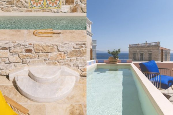 Zavirite u najmoderniju vilu na Sirosu zvanu Aristide