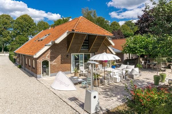 Atraktivna seoska kuća pruža mir i privatnost svojim stanarima