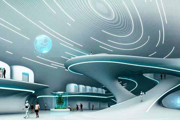 Pogledajte kako će izgledati futuristička baza na Mesecu