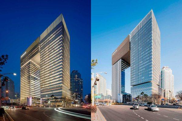"""Bundang Doosan toranj sa """"nebeskim mostom"""" izgrađen je u Seulu"""