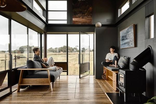 Multifunkcionalan i energetski efikasan dom u Australiji