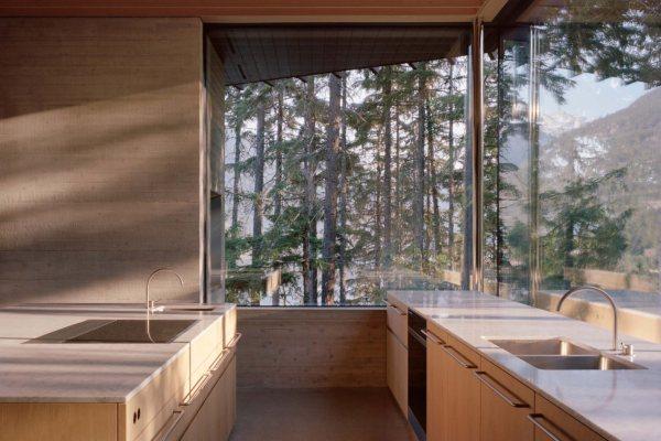 Neverovatna kuća na litici u Kanadi