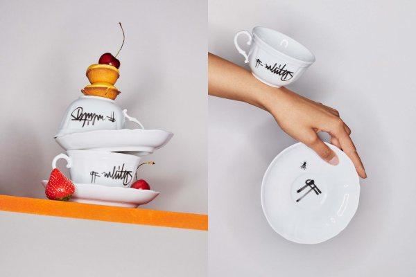 Off-White lansira set za čaj za Ginori 1735