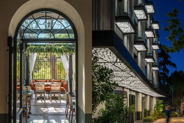 Kako je zgrada iz 50-ih pretvorena u moderan hotel
