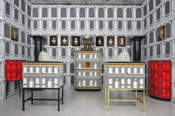 Savremeni klasici: nova Fornasetti kolekcija nameštaja i aksesoara