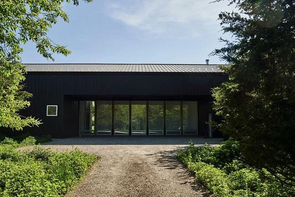 Dom koji imitira poljoprivrednu šupu postao idealno mesto za život