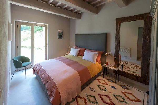 Vila koja na prvi pogled deluje hladno, a već na drugi otkriva svu lepotu Umbrije!