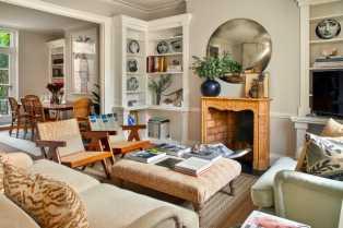 Elegantan stan postaje veći zahvaljujući dobro promišljenim potezima dizajnera