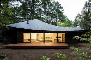 Lišće koje opada poslužilo kao inspiracija za stvaranje originalnog višeslojnog krova