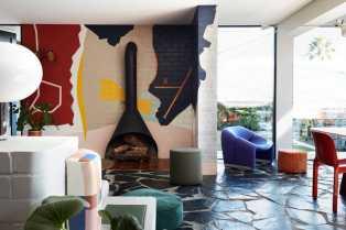 Kuća koja je zahvaljujući bojama prekršila sva moguća pravila dekora